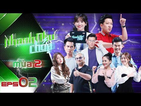 Nhanh Như Chớp Mùa 2   Tập 02 Full HD: Trường Giang Sa Mạc Lời Vì Team FAP TV Vinh Râu-Huỳnh Phương - Thời lượng: 55:39.