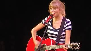 Ours (live) Taylor Swift Red Tour 8/1/13