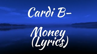 Money (Lyrical Video) - Cardi B #Uniquevibes #Syrebralvibes #Wavemusic #Trapmusic #Proximity #Music