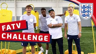 Subscribe to FATV: http://bit.ly/FATVSub BBC 1Xtra's Charlie Sloth join James Ward-Prowse, John Swift & Demarai Gray for free...