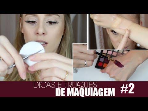 DICAS E TRUQUES DE MAQUIAGEM PARTE 2  Amanda Pastore
