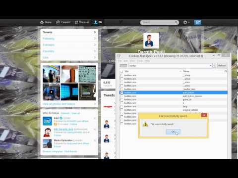Yahoo, LinkedIn, Twitter Accounts Vulnerable to Session Fixation Attacks – Video