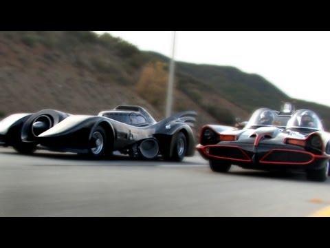 Batmobile Racing