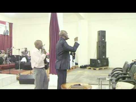 Apostolic And Prophetic Gathering 2011, Day 1 Part 1/5