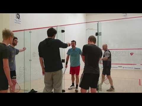 Squash coaching: Laura Massaro on common amateur faults