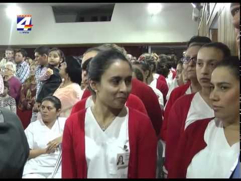 Se graduaron 23 auxiliares de enfermería en la Cruz Roja Departamental
