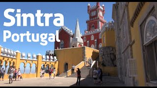 Sintra Portugal  city photos gallery : Sintra Portugal Travel Guide Video