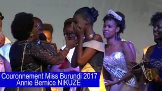 Annie Bernice Nikuze ( Miss Burundi 2017 )