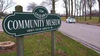 Bringing Objects to Life - The Oshawa Community Museum