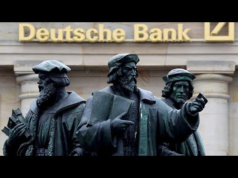 Trouble für die Deutsche Bank wegen 28 Milliarden Eur ...