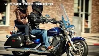 10. 2017 Yamaha V-Star 1300 Tourer - Legendary Yamaha Handling