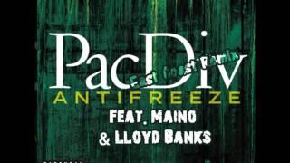 Pac Div ft. Maino & Lloyd Banks - Anti-Freeze (East Coast Remix) *HQ*