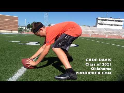 Cade Davis, Prokicker.com Long Snapper, Class of 2021
