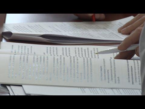 Житомиряне обсудили устав городской объединенной территориальной общины