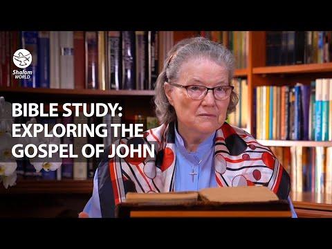 Bible Study: Exploring the Gospel of John | Frances Hogan-34