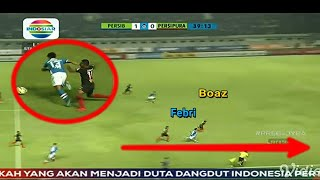 Video ADU LARI FEBRI HARIYADI VS BOAZ SALOSSA DALAM PERTANDINGAN PERSIB VS PERSIPURA MP3, 3GP, MP4, WEBM, AVI, FLV Mei 2018