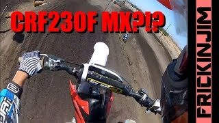 7. SHRED - CRF230F MX
