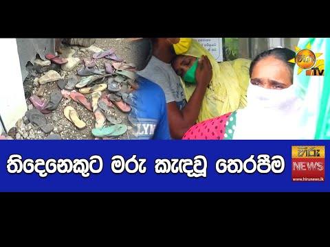 மாளிகாவத்தை சம்பவம் தொடர்பில் 6 பேர் கைது...!