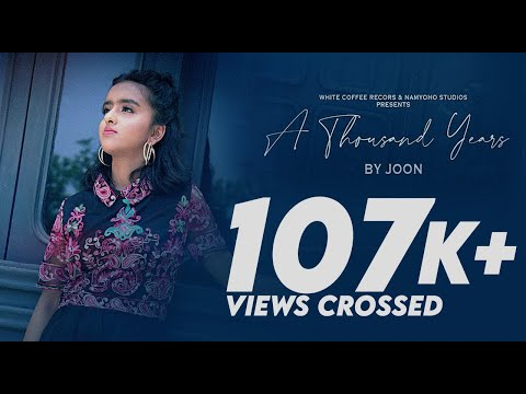 A Thousand Years | Joon | Cover Song | Full Music Video | Namyoho Studios- 2020