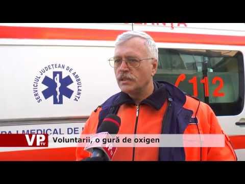 Voluntarii, o gură de oxigen