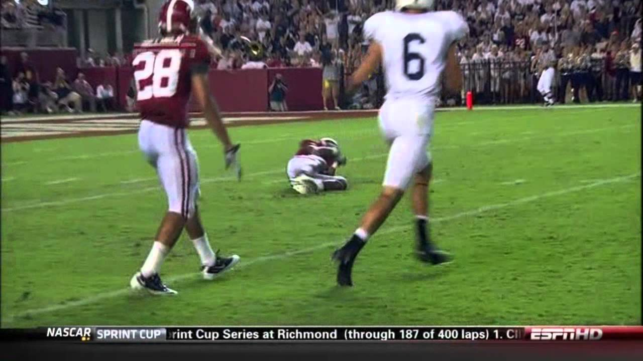 Robert Lester vs Penn State and Mississippi State (2010)