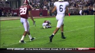 Robert Lester vs Penn State and Mississippi State (2010)