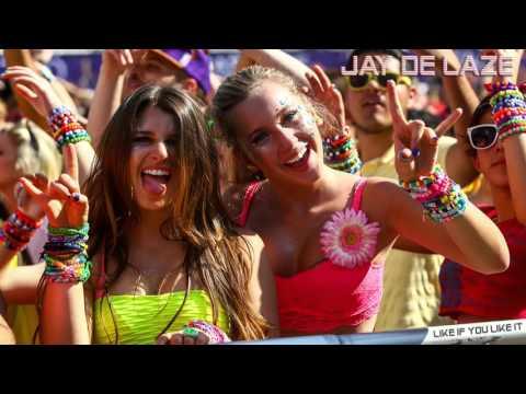 EDM Progressive Festival Mix 2015 [Mixed by Jay de Laze]