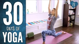 Day 11 - Shakti Yoga Practice - 30 Days of Yoga
