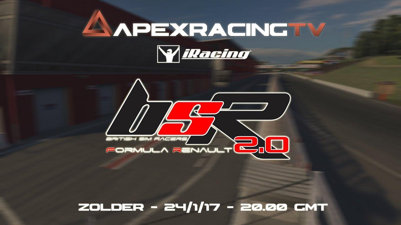 BSR Formula Renault Pro Series