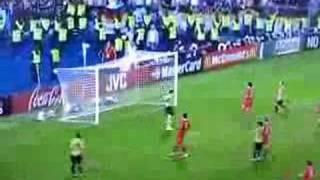 EM 2008: Spanien besiegt Russland im Halbfinale