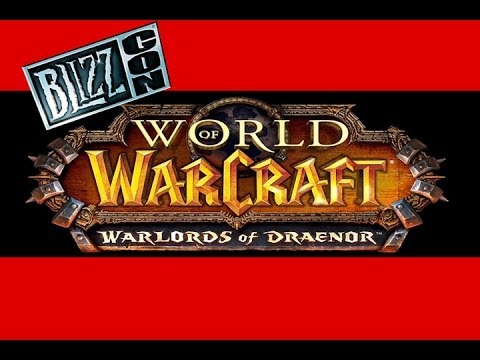 blizzcon - World of Warcraft Q & A Full Panel Blizcon 2013 http://www.youtube.com/watch?v=YBy8JDi-OqY World of Warcraft Movie Full Panel http://www.youtube.com/watch?v=...
