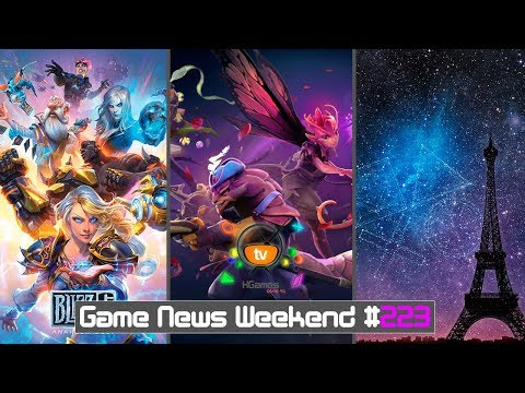 Игровые Новости — Game News Weekend #216   (L.A. Noire remastered, Code Vein, CoD WW2, BIOMUTANT)