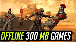 Top 10 Best High Graphics Games For Android And iOS Device All Games  offline Under 300 MB