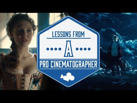 Lessons from a Pro Cinematographer