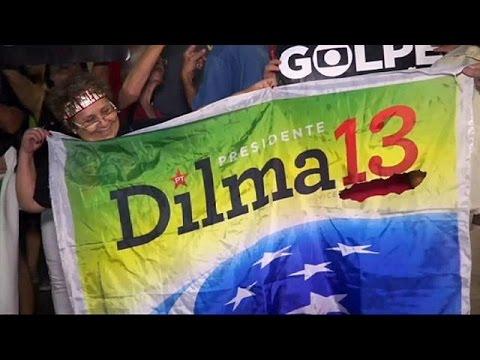 Λούλα: «Πραξικόπημα η διαδικασία αποπομπής της προέδρου»