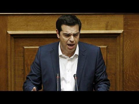 Στη Βουλή συζητείται η νέα πρόταση της ελληνικής κυβέρνησης