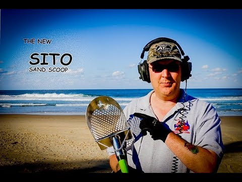 The New 170mm SITO Sand Scoop