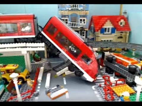 Legocom City Products Trains