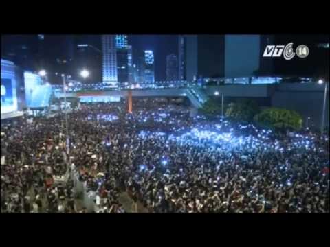 Hồng Kông tiếp tục náo loạn