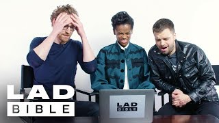 Video Marvel Studios' Avengers: Infinity War Tom Hiddleston, Letitia Wright And Sebastian Stan Rate Stunts MP3, 3GP, MP4, WEBM, AVI, FLV Juli 2018