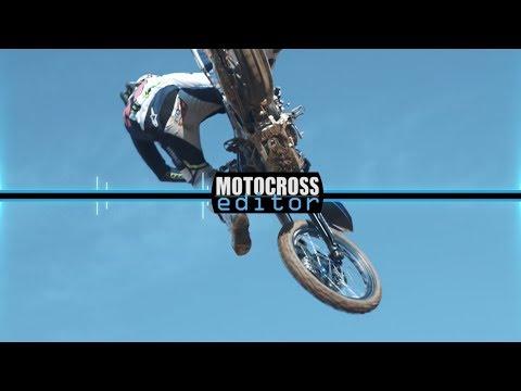 Justin Barcia Rides Forida MX and California SX / Motocross Editor
