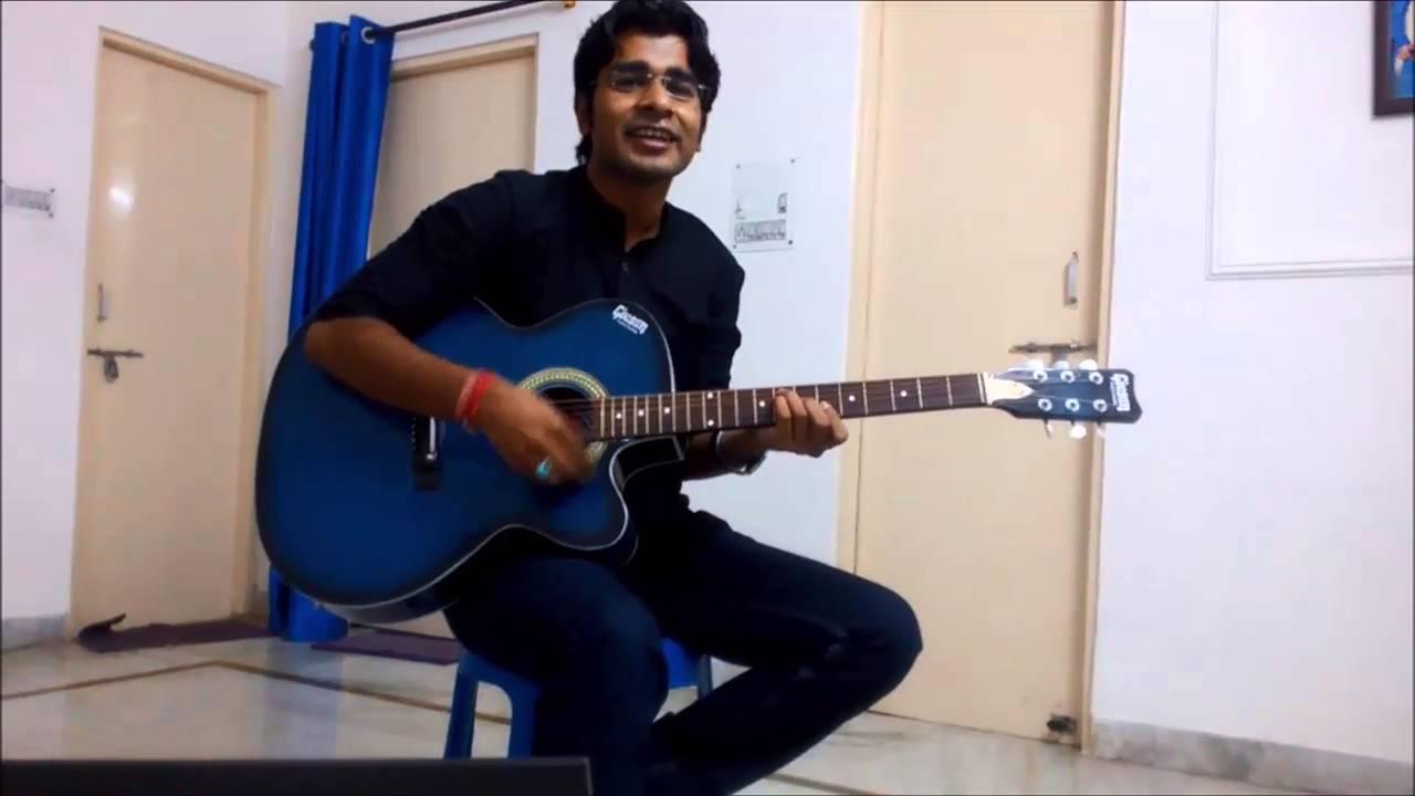 Bollywood Old Songs Mashup – Guitar Cover – Rahul