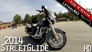 8. 2014 Harley Davidson Street Glide R&R