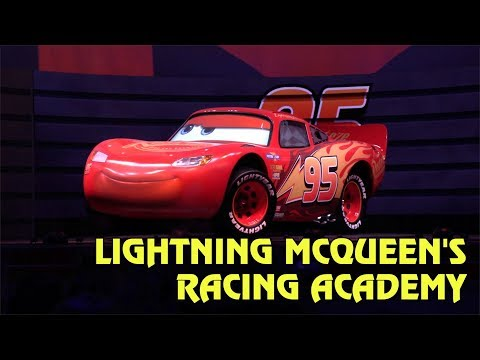 Lightning McQueen's Racing Academy - Full Show at Disney's Hollywood Studios