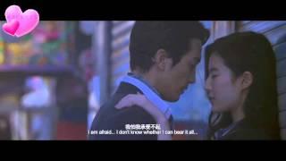 제3의 사랑/The third way of love/第三種愛情 - SSH and LYF' s fourth kiss scene 宋承憲和劉亦菲的第四場吻戲