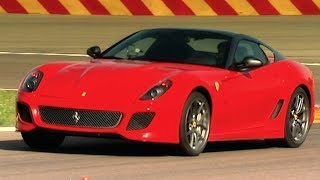 Testing The Incredible Ferrari 599 GTO - Fifth Gear by Fifth Gear