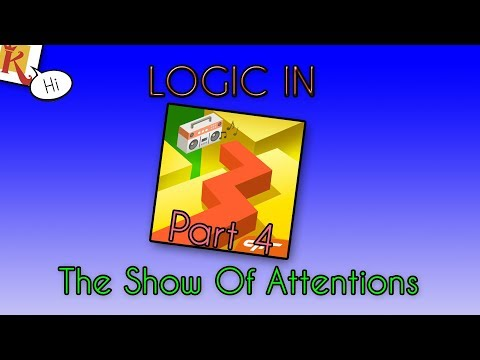 Logic in Dancing Line: Part 4 - The Show Of Attentions (ft. Kevin Crafty)