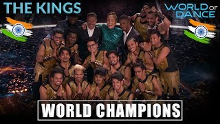 The Kings won with the Perfect Score | World Finals | NBC World Of Dance | World Champions