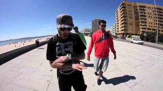 "mind da gap ""o jardim"" (feat. rey) HQ [VIDEO OFICIAL] 2012"