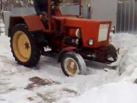 Сделать модульные картинТ25 100 универсальный трактор прицепное
